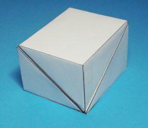 Three dissimilar yangma forming a cuboid